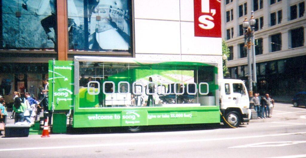 Boston, MA Mobile Billboards