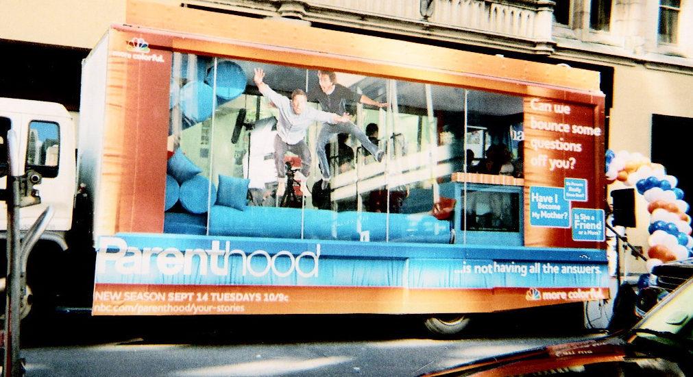 Cincinnati, OH Mobile Billboards